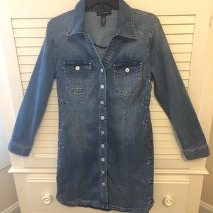 Ladies INC Denim Dress size 10